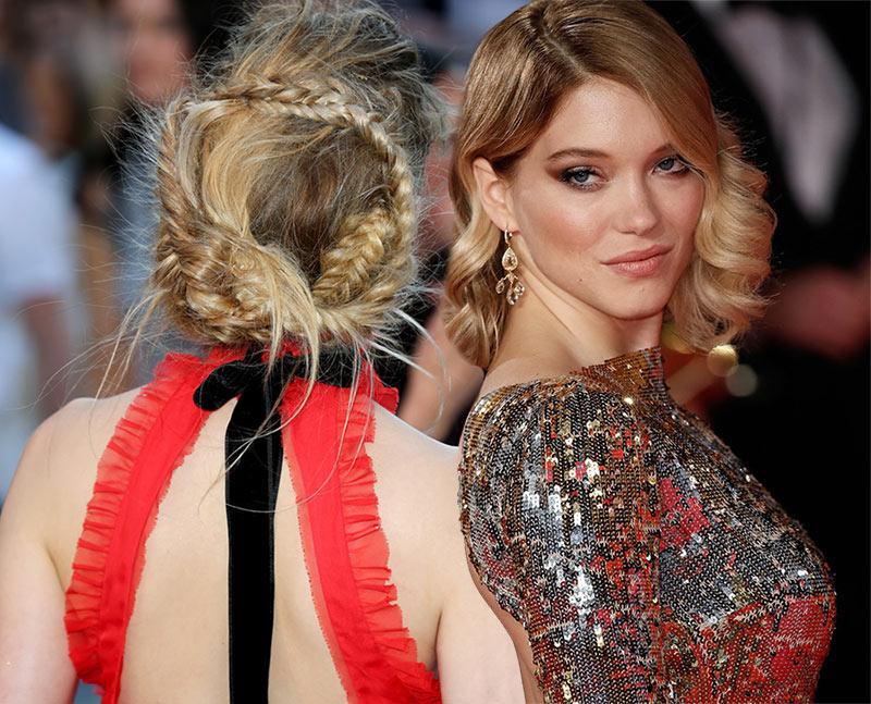 2016 Yılbaşı partisi için saç şekilleri