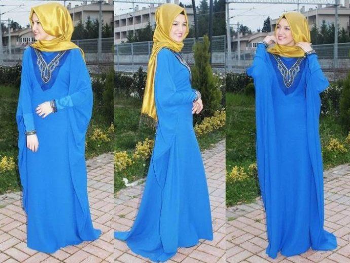 e6991968e3875 Kapalı giyinen bayanlar için farklı tarzlarda tasarlanmış olan günlük  tesettür elbise modelleri farkı ile sistem üzerinden sizlere sunulmaktadır.