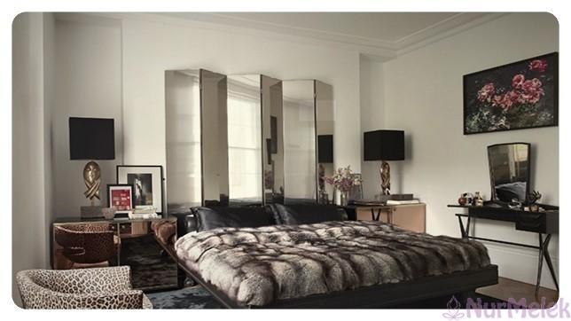 Romantik Yatak Odası Modelleri 2019