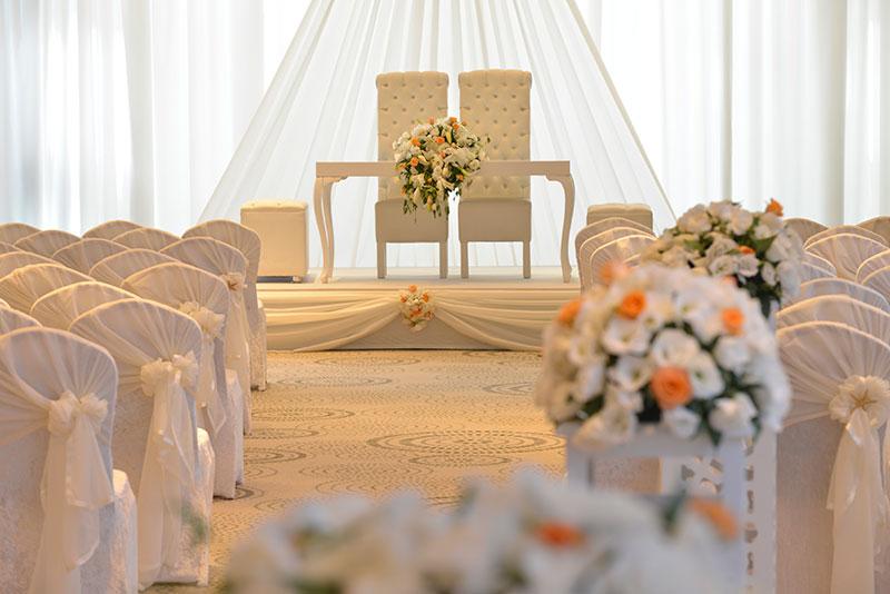 Ankara'da Evlenecekler için Düğün Mekanları